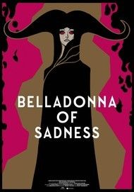 "Filmplakat für ""Belladonna of Sadness"""