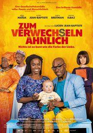 """Filmplakat für """"Zum Verwechseln ähnlich"""""""