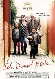 """Filmplakat für """"Ich, Daniel Blake"""""""