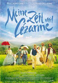 """Filmplakat für """"Meine Zeit mit Cézanne"""""""