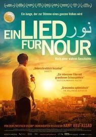 """Filmplakat für """"Ein Lied für Nour"""""""