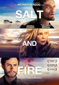 "Filmplakat für ""SALT AND FIRE"""