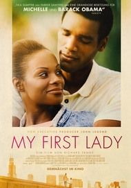 "Filmplakat für ""My First Lady"""