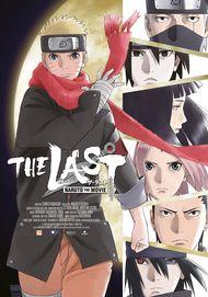 """Filmplakat für """"The Last: Naruto The Movie"""""""