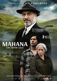 "Filmplakat für ""Mahana - Eine Maori-Saga"""