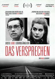 """Filmplakat für """"Das Versprechen - Erste Liebe lebenslänglich"""""""