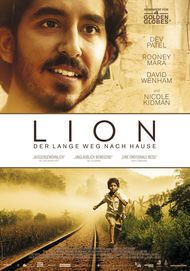 """Filmplakat für """"LION"""""""