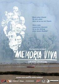 """Filmplakat für """"Memoria Viva - Lebendige Erinnerung"""""""