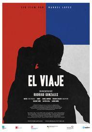 """Filmplakat für """"El Viaje - Ein Musikfilm mit Rodrigo Gonzalez"""""""