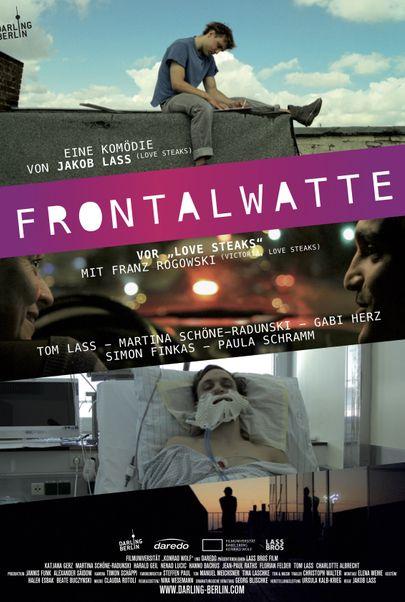 """Filmplakat für """"Frontalwatte"""""""