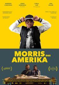 """Filmplakat für """"Morris aus Amerika"""""""