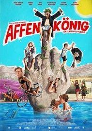 """Filmplakat für """"Affenkönig"""""""