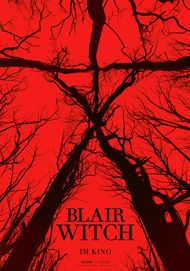 "Filmplakat für ""BLAIR WITCH"""