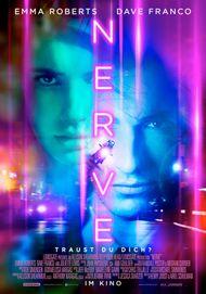 """Filmplakat für """"Nerve"""""""