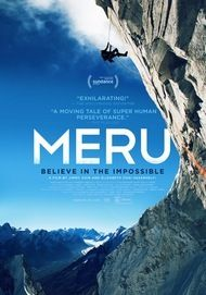 "Movie poster for ""MERU"""