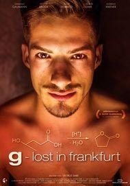 """Filmplakat für """"G - Lost in Frankfurt"""""""