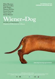 """Movie poster for """"WIENER-DOG"""""""