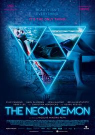 "Filmplakat für ""THE NEON DEMON"""