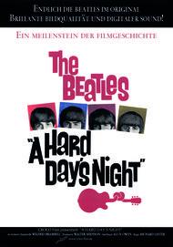 """Filmplakat für """"A HARD DAY'S NIGHT"""""""