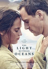 """Filmplakat für """"The Light Between Oceans"""""""